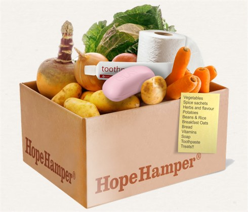 A Hope Hamper
